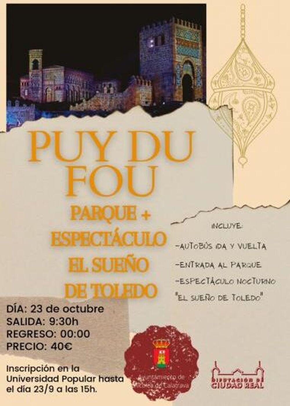 Visita a Puy Du Fou